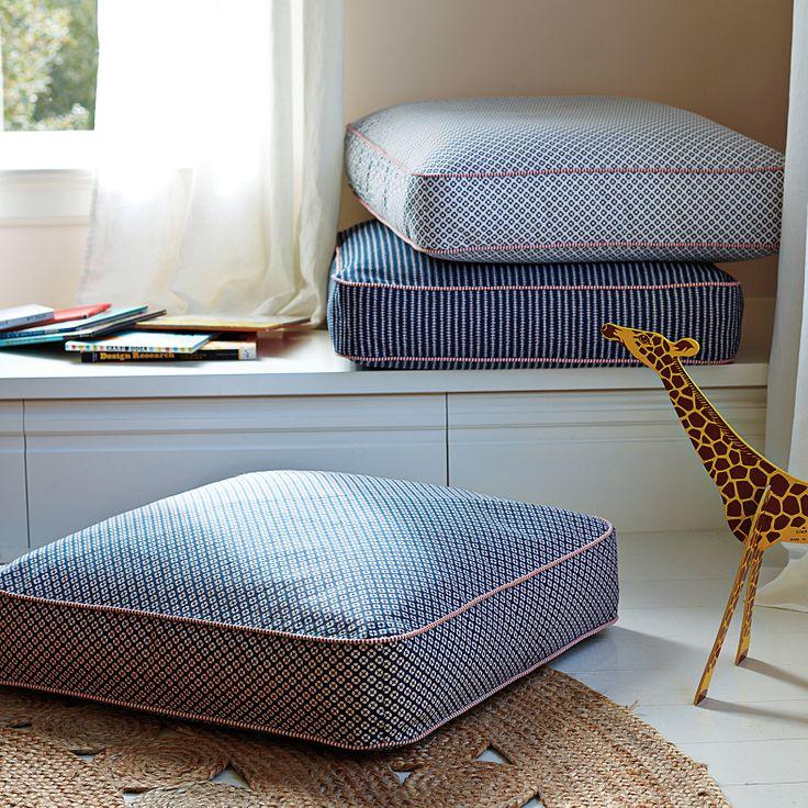 Inspiration: Floor pillows