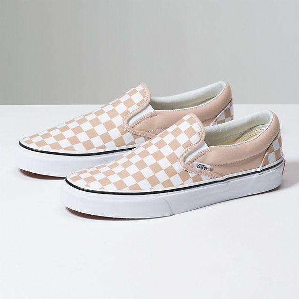 Mens slip on shoes, Vans shoes