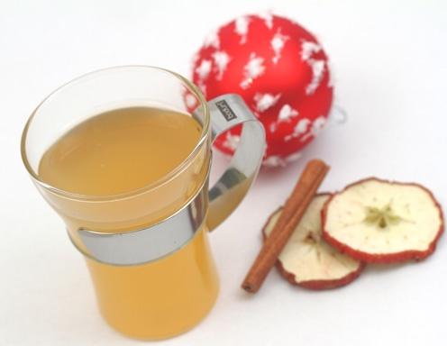 Apfelpunsch mit Calvados