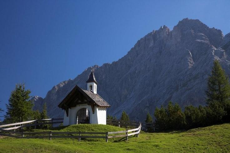 Barbarakapelle Biberwier