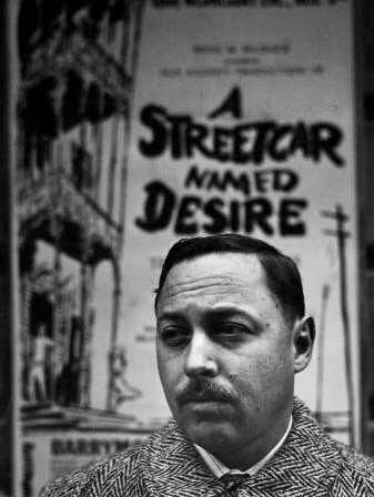 I live for Tennessee Williams plays...: Famous Peoplepast, Playwright Tenness, Solitary Conf, Tenness Williams, Tenn Williams, Tennessee Williams, Ten Williams, Confin Inside, Eugene Smith