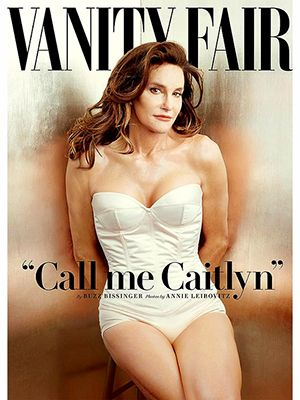 Here's to all being able to live their authentic self!! || Caitlyn Jenner on Vanity Fair