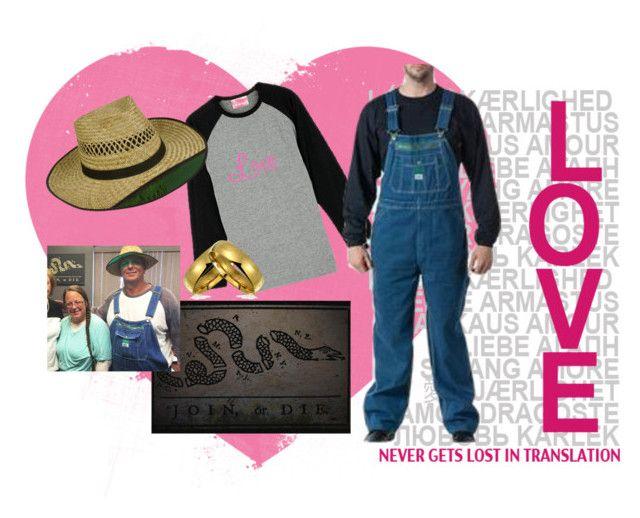 Love Knows No Boundaries. by data-chick on Polyvore   #KimDavis #Love