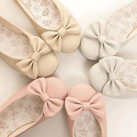 balerinas de colores