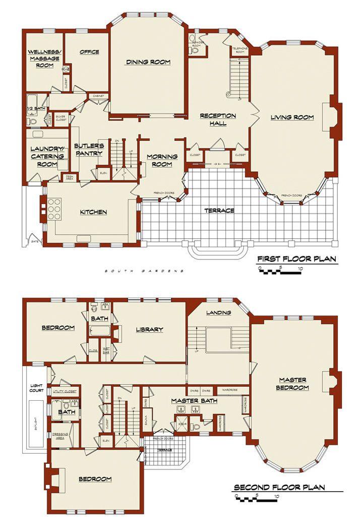 835 Best Images About Archi Floor Plans On Pinterest