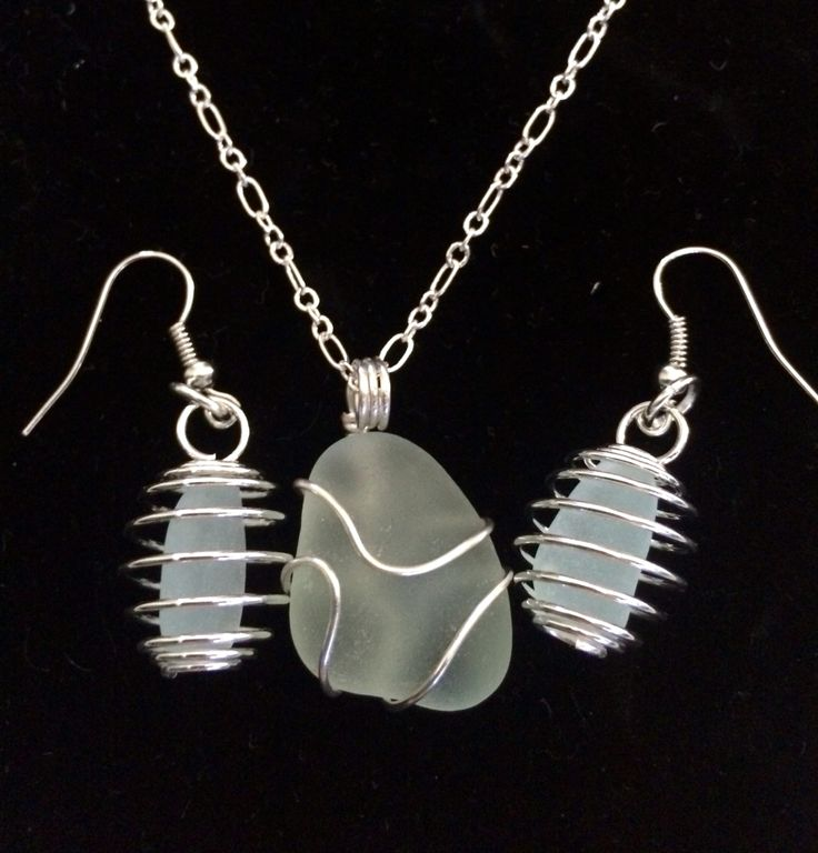 Grey SeaGlass Collection  Sorted as close as they can be this combo is stunning pieces of peace.