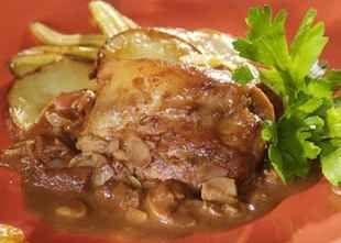 Hauts de cuisse de poulet sauce Mole | Le Poulet du Québec