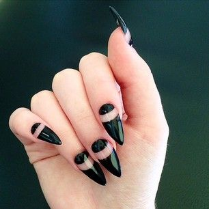 kylie jenners nails - Google Search