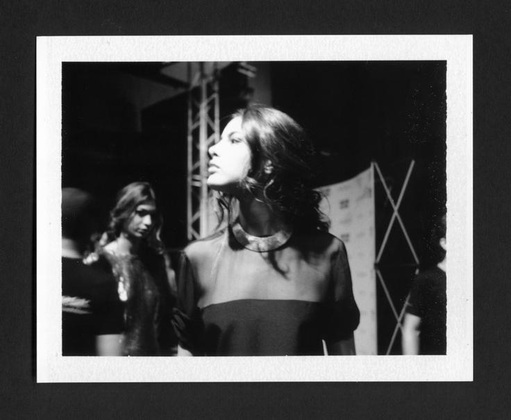 Sol, backstage Renata Lozano