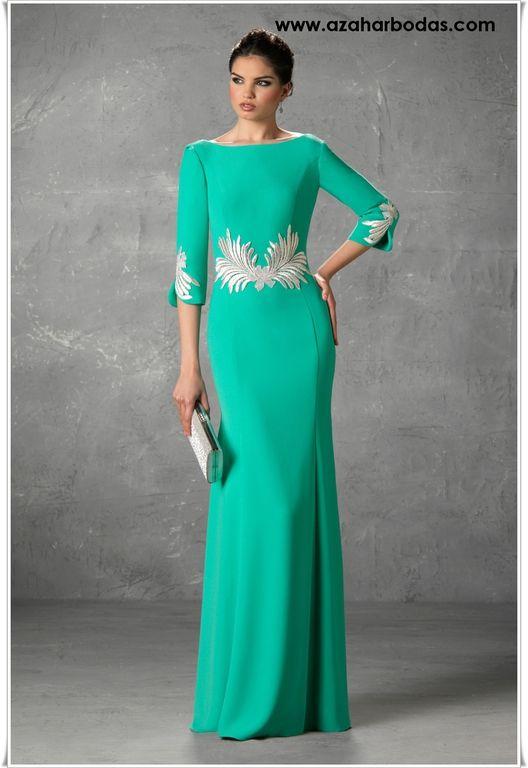 972d765d4 Pin de Analida Bolanos De La Lastra en vestidos largos de noche ...