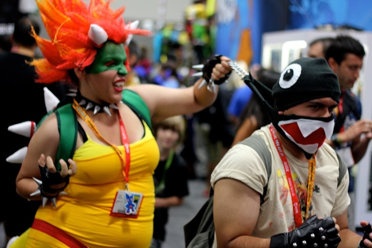 #sdcc #airnzcomiccon Check out all the action (and costumes) in our photo gallery HERE: http://theflyingsocialnetwork.com/airnzcomiccon