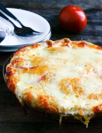 French Onion Tart + Uk Cookbook Release Recipe — Dishmaps