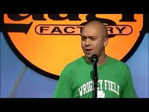Jo Koy - Latinos & Asians- Comedy clip