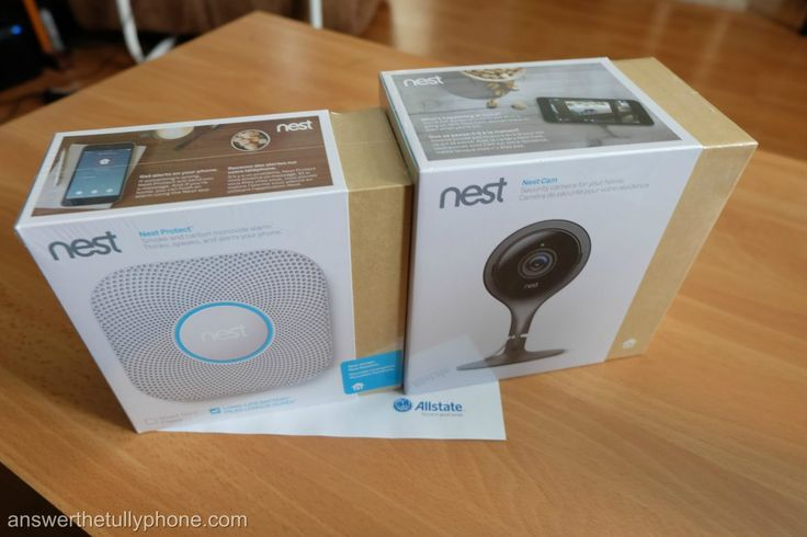 Nest products, an easy way to create a smart home safety advantage.