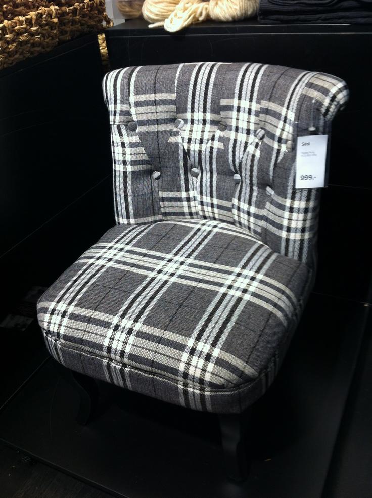 Liten stol - Åhlens