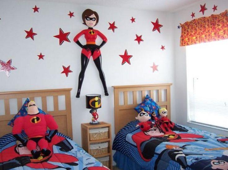 Boy Bedding Sets | Disney's Incredibles Bedding Set for Little Kids