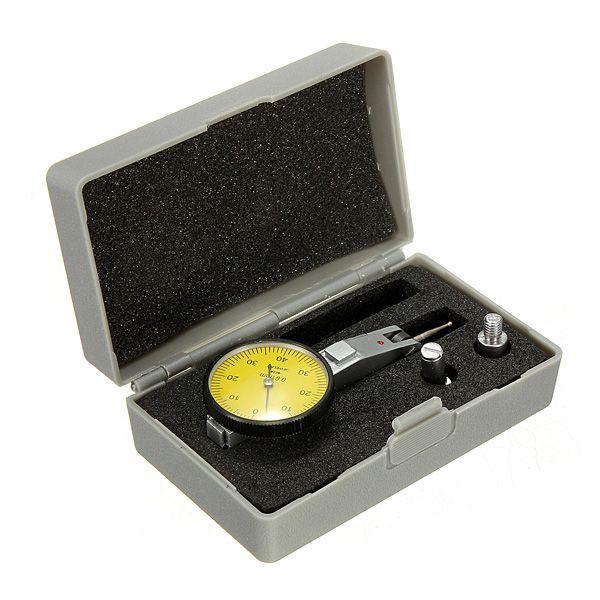 Mini Flexible Magnetic Base Holder Stand + Dial Test Indicator - Tmart