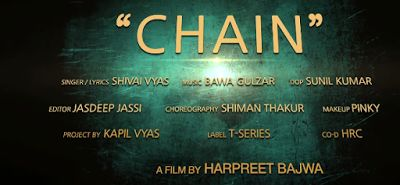 Chain By Shivai Vyas Full Song Download In Mp3 | Mp4 | Lyrics | 3GP