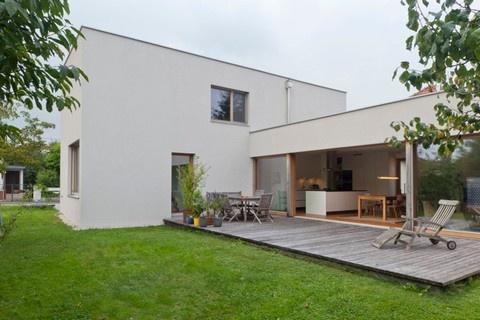 WOHNHAUS ROYER - kienesberger schröckenfuchs architektur