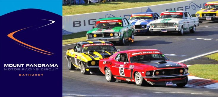 Internationally renowned and iconic race track located in Bathurst.