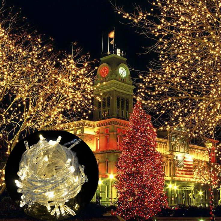 110v/220V christmas led string light 100 leds 10m LED String fairy christmas led lights Holiday Outd-  Item Type: Lawn Lamps  Style: Modern  Certification: CE,FCC,RoHS  Model Number: SL10*100  Protection Level: IP66  Features: the LED are waterproof  Brand Name: Kmashi  Power Source: AC  Usage: Holiday  Base Type: E27  Light Source: LED Bulbs  Is Bulbs Included: Yes  Is Dimmable: No  Body Material: Plastic  Voltage: 110-240V  Warranty: 1year  4 types Plug: US EU UK AU -   Related: 110v/220V…