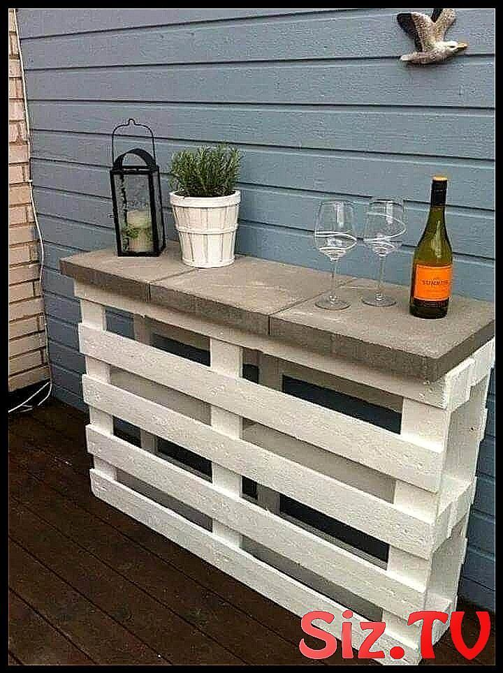 22 Cheap 038 Easy Pallet Outdoor Furniture Outdoor Pallet