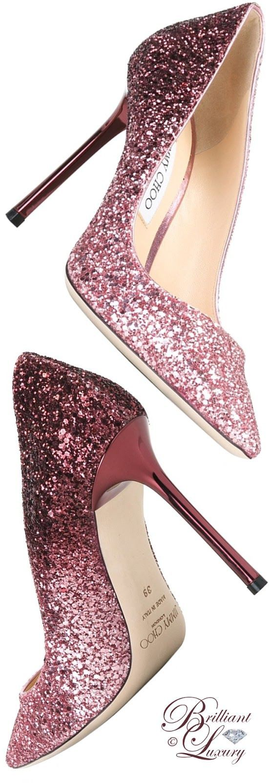 www.ScarlettAvery.com Brilliant Luxury by Emmy DE ♦ Jimmy Choo Romy Pumps