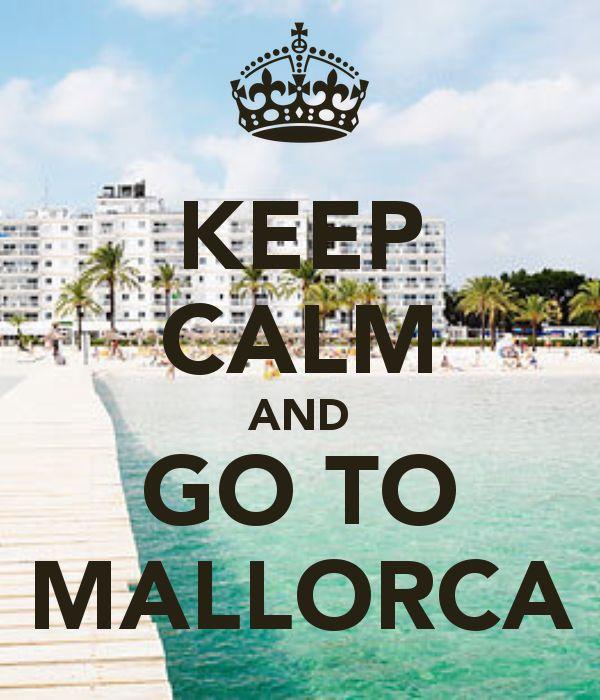 via keepcalm-o-matic. #MALLORCA