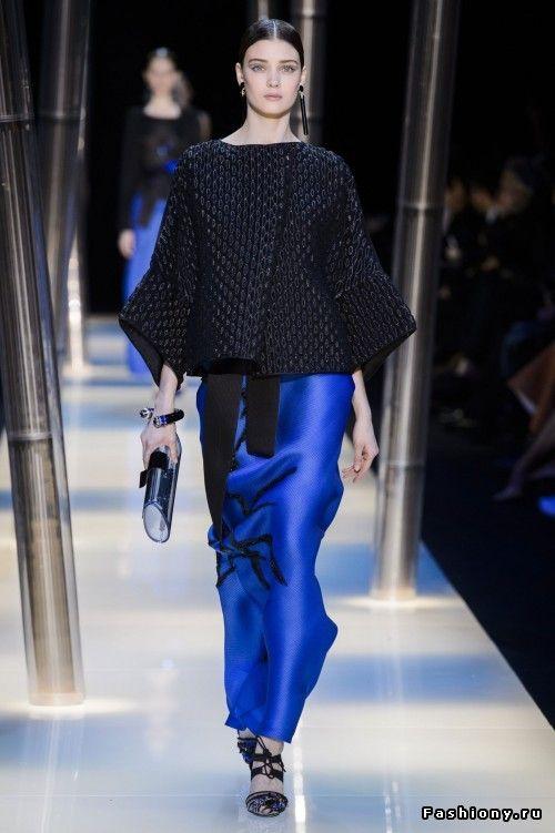 Giorgio Armani Prive Haute Couture Весна-Лето 2015