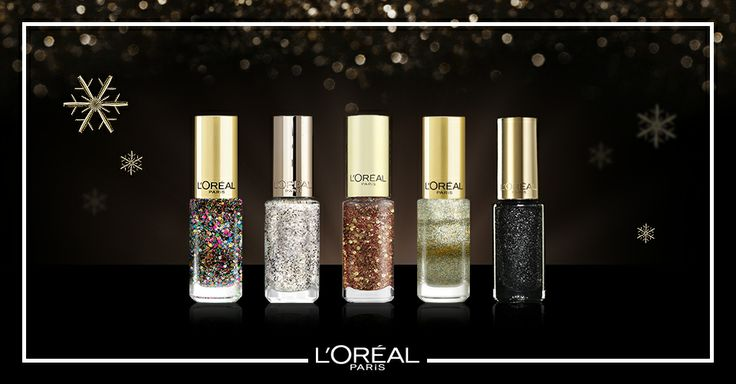 Top Coat Color Riche de L'Oréal Paris  #nail #nailart