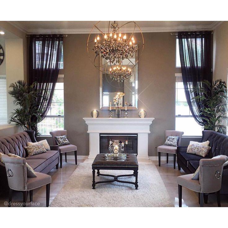 9 Glamorous Living Room Designs: Best 25+ Formal Living Rooms Ideas On Pinterest