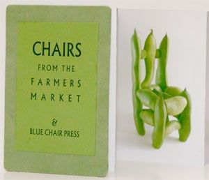 """""""Chairs from the Farmers Market"""""""