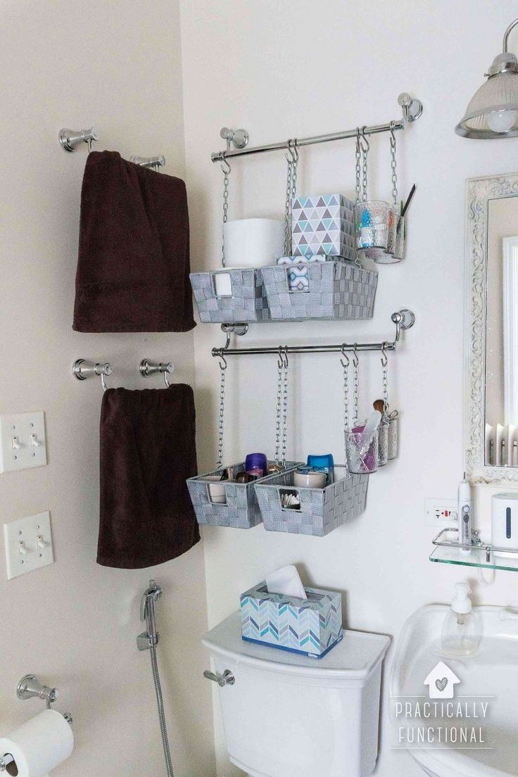 Best 25 Over Toilet Storage Ideas On Pinterest