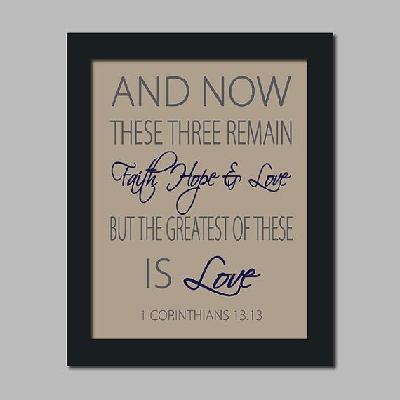 Quotes About Wedding & Love: Scripture Wedding Bible Verse Faith Hope Love. If you want the best officiant fo