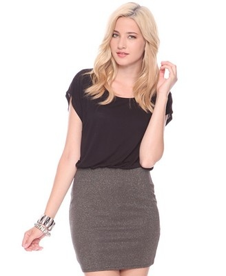 A simple easy dress that can be taken from work to play for only $17.80