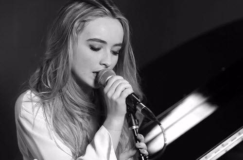 "Video: Sabrina Carpenter's Acoustic Of ""We'll Be The Stars"" April 3, 2015 - Dis411"