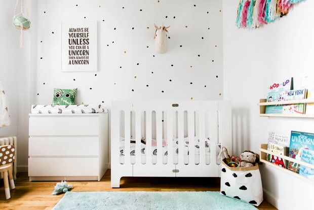 Every Pinterest-Worthy Nursery We're Loving Right Now: Whimsical Nursery