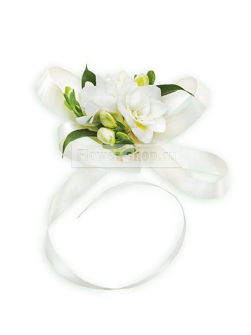 Браслет на руку для подружки невесты №6