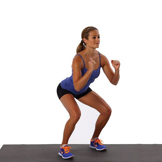 Why You Need SQUATS | How to Do Different Squat Variations | Popsugar (5.25.15)