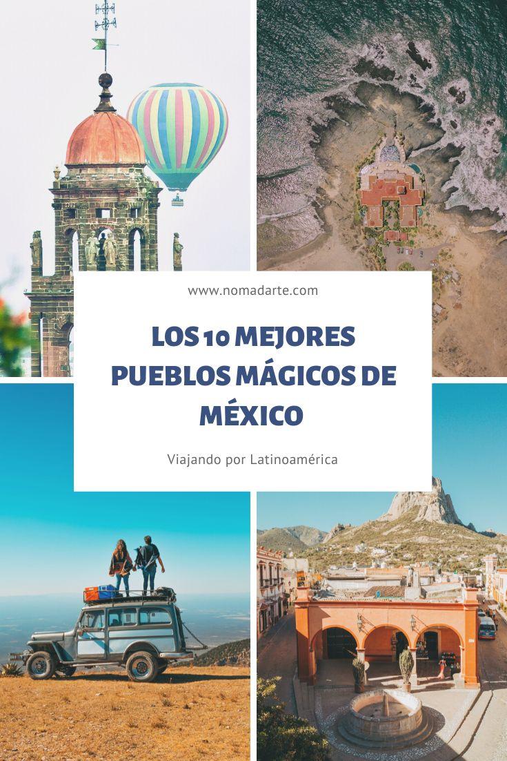 Los mejores pueblos mágicos de México Travel List, Time Travel, Us Travel, Places To Travel, Places To Visit, Cancun Mexico, Mexico City, Visit Mexico, Mexico Travel