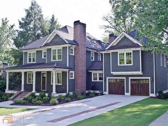 109 best usa real estate listings images on pinterest for Craftsman home builders atlanta