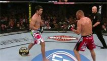 Video: Karate Kid Crane Kick UFC Knockout
