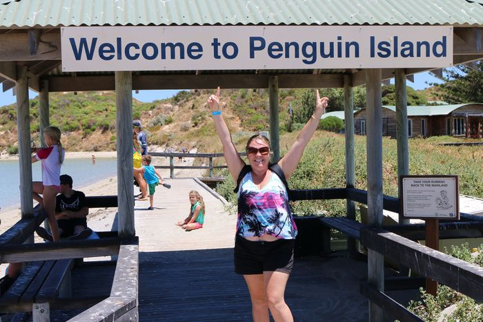 As my kids did their best penguin waddle across the white, hot sand to the crystal clear water I had to admit some shame in my ignorance - how could I not know this place existed?