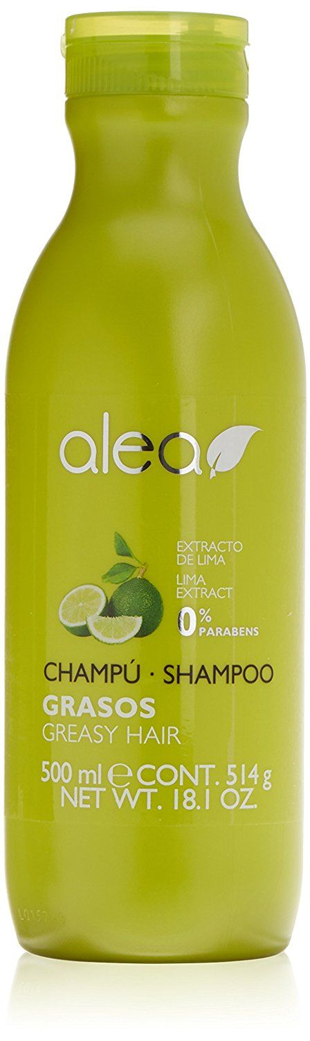 Alea Greasy Hair Shampoo with Lime Extract 18.1oz / 500ml * You can find out more details at the link of the image. #hairclip