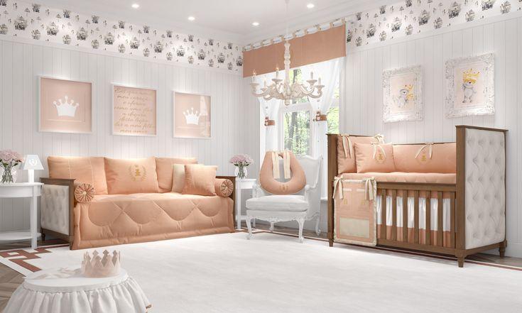 Realeza Rosé Premium: luxo e estilo para meninas