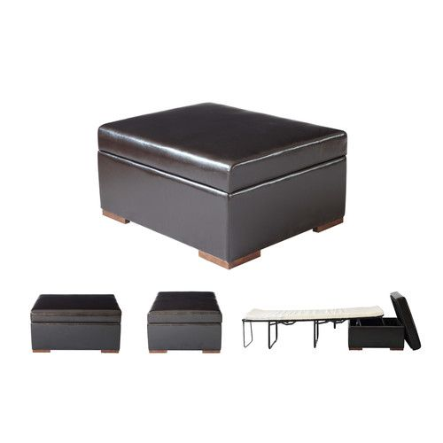 Found it at AllModern - Paris Sleeper Ottoman