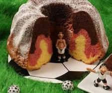 Rezept Deutschland-Kuchen von Nicki304 - Rezept der Kategorie Backen süß