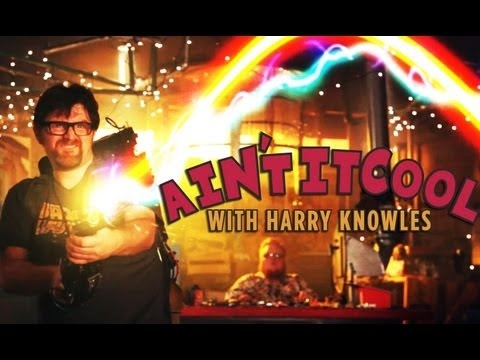 RAY BRADBURY remembered / ERNIE CLINE interview on Ain't It Cool with Harry Knowles