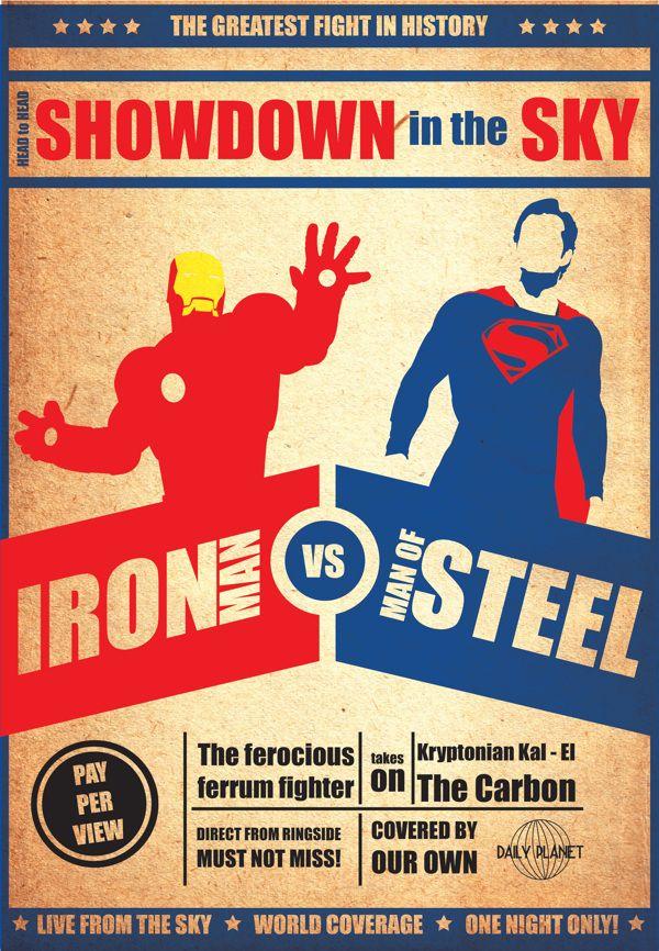 Super Showdown by TYPE 40, via Behance