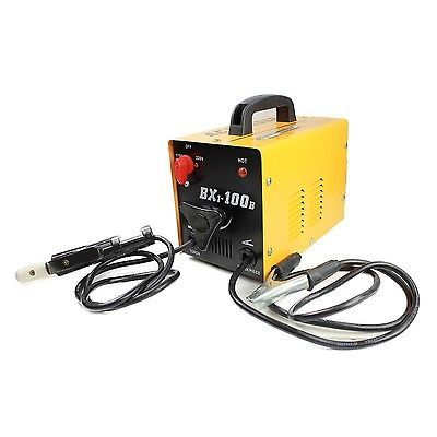 Hiltex 10910 Electric ARC Welding Machine 100 AMP 110/220V Dual Voltag... NO TAX